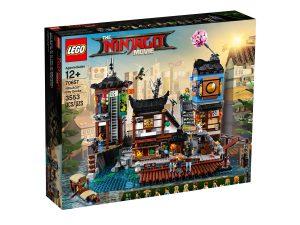 lego 70657 ninjago cityn satama