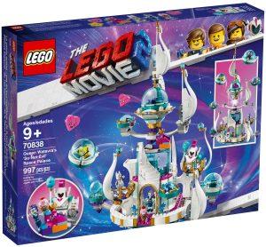 lego 70838 kuningatar tahdontahdeksin ei niin paha avaruuspalatsi