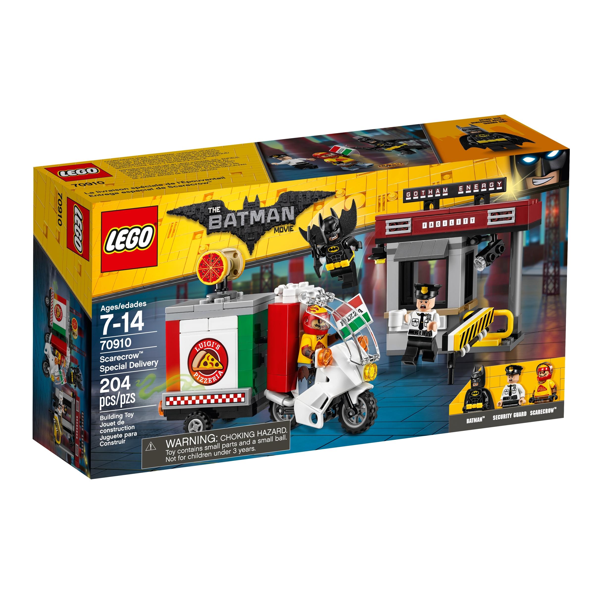 lego 70910 linnunpelatin ja erikoistoimitus