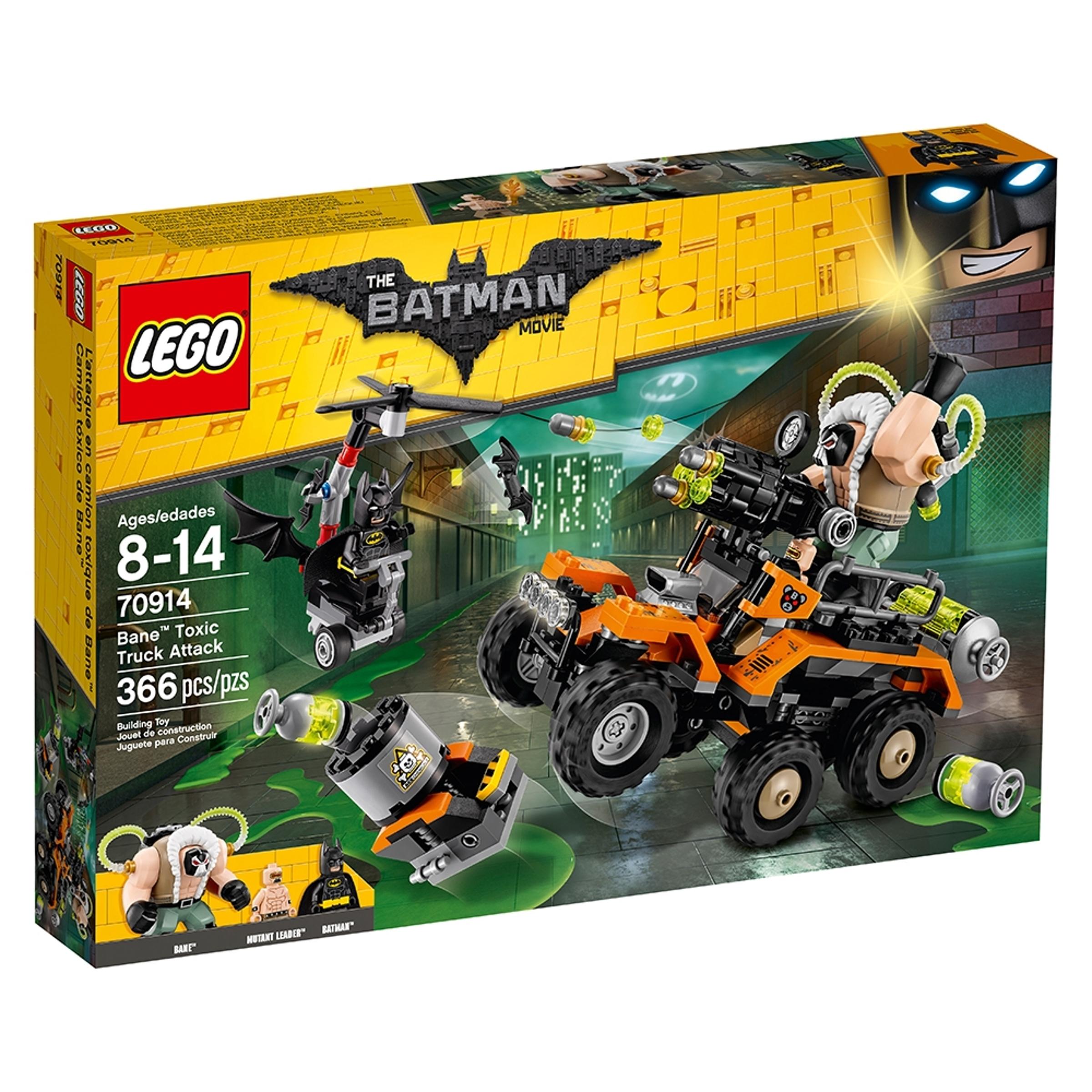 lego 70914 turmio ja myrkkyautohyokkays