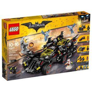 lego 70917 ylivoimainen batmobile