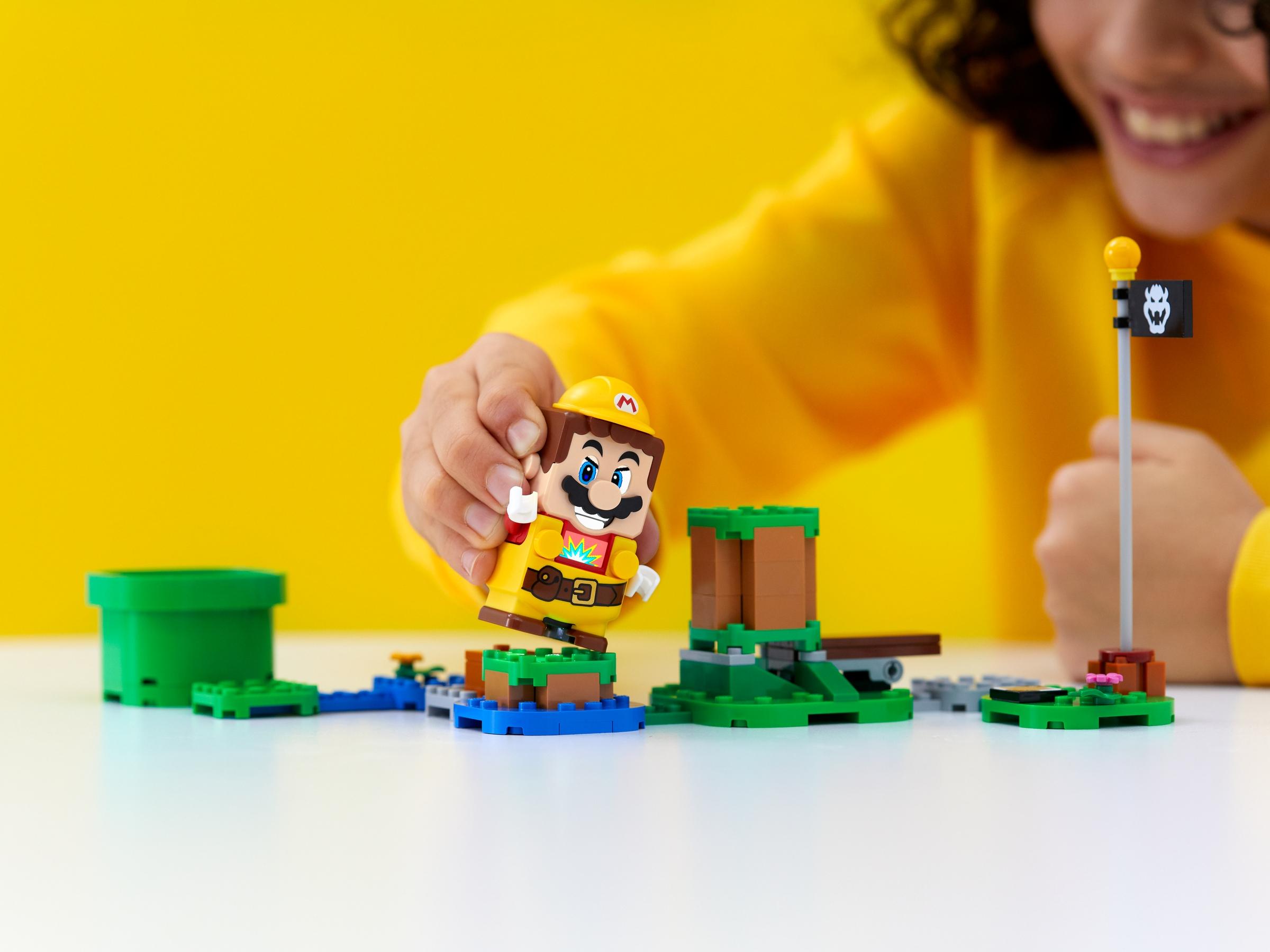 lego 71373 builder mario tehostuspakkaus