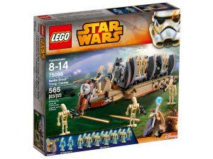 lego 75086 battle droid troop carrier