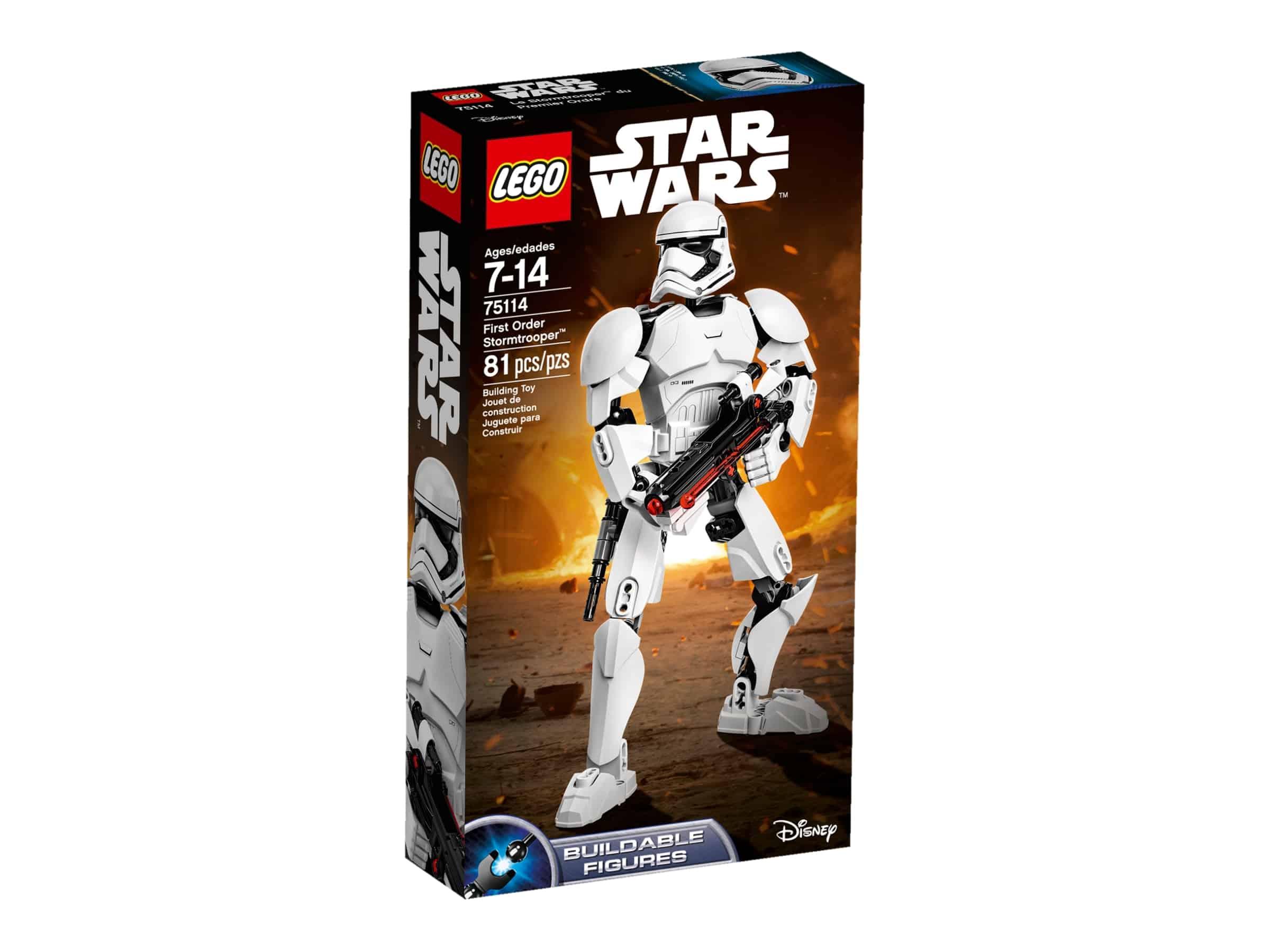 lego 75114 first order stormtrooper
