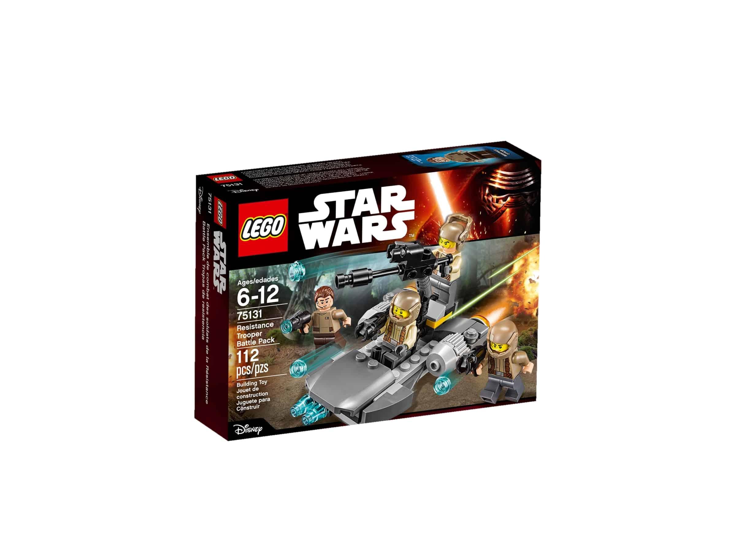 lego 75131 resistance battle pack