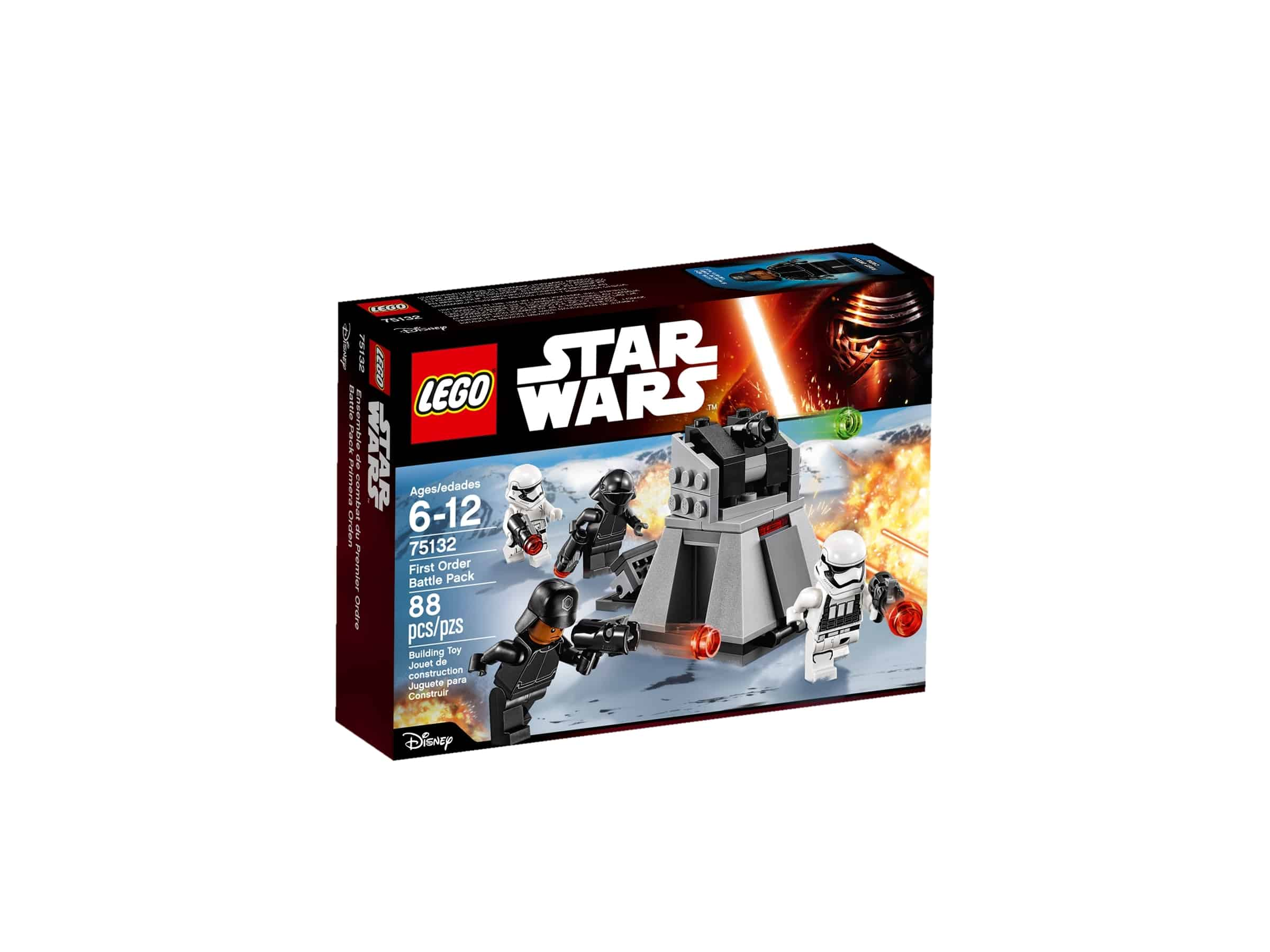 lego 75132 first order battle pack