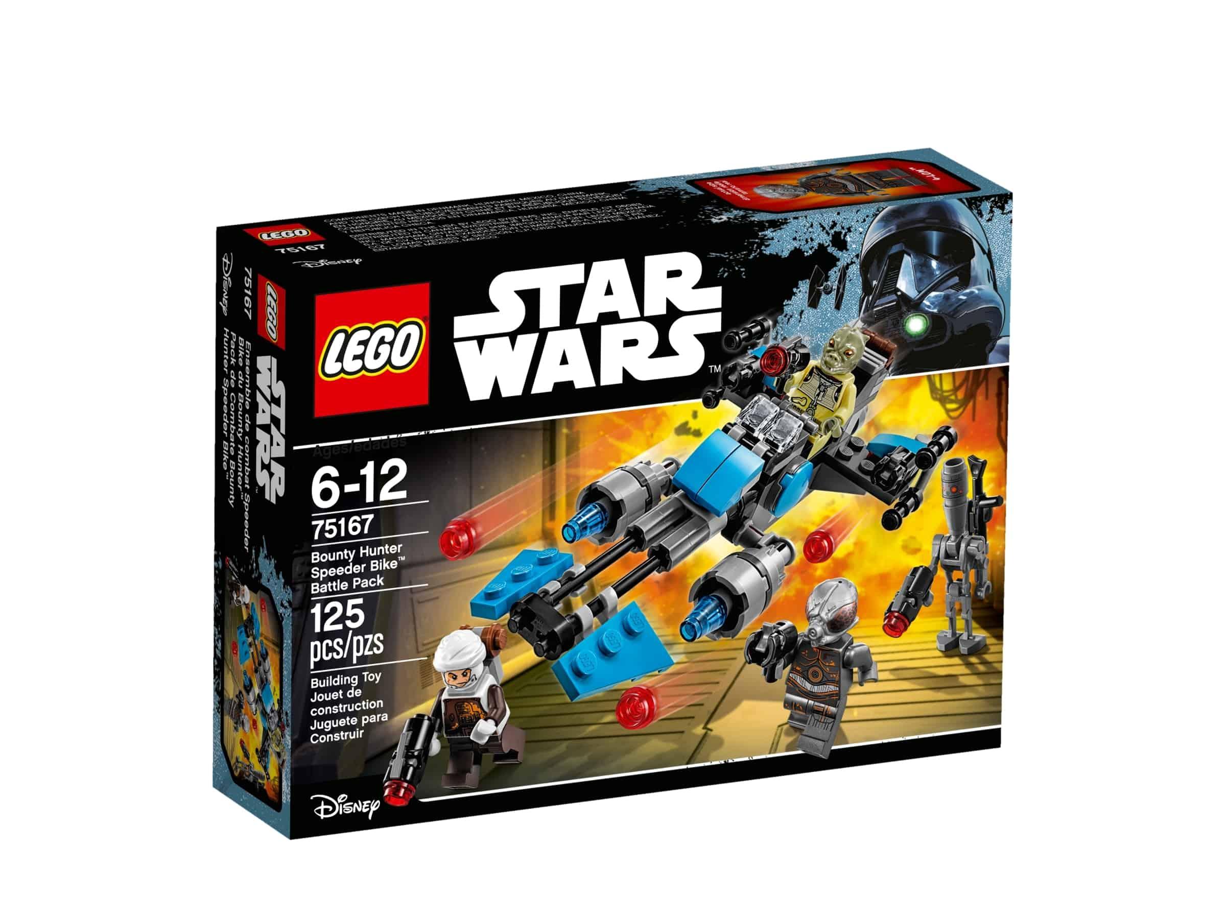 lego 75167 bounty hunterin kiituripyora taistelupaketti