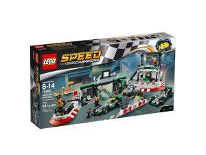 lego 75883 mercedes amg petronas formula 1 team