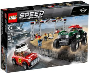 lego 75894 1967 mini cooper s rally ja 2018 mini john cooper works buggy
