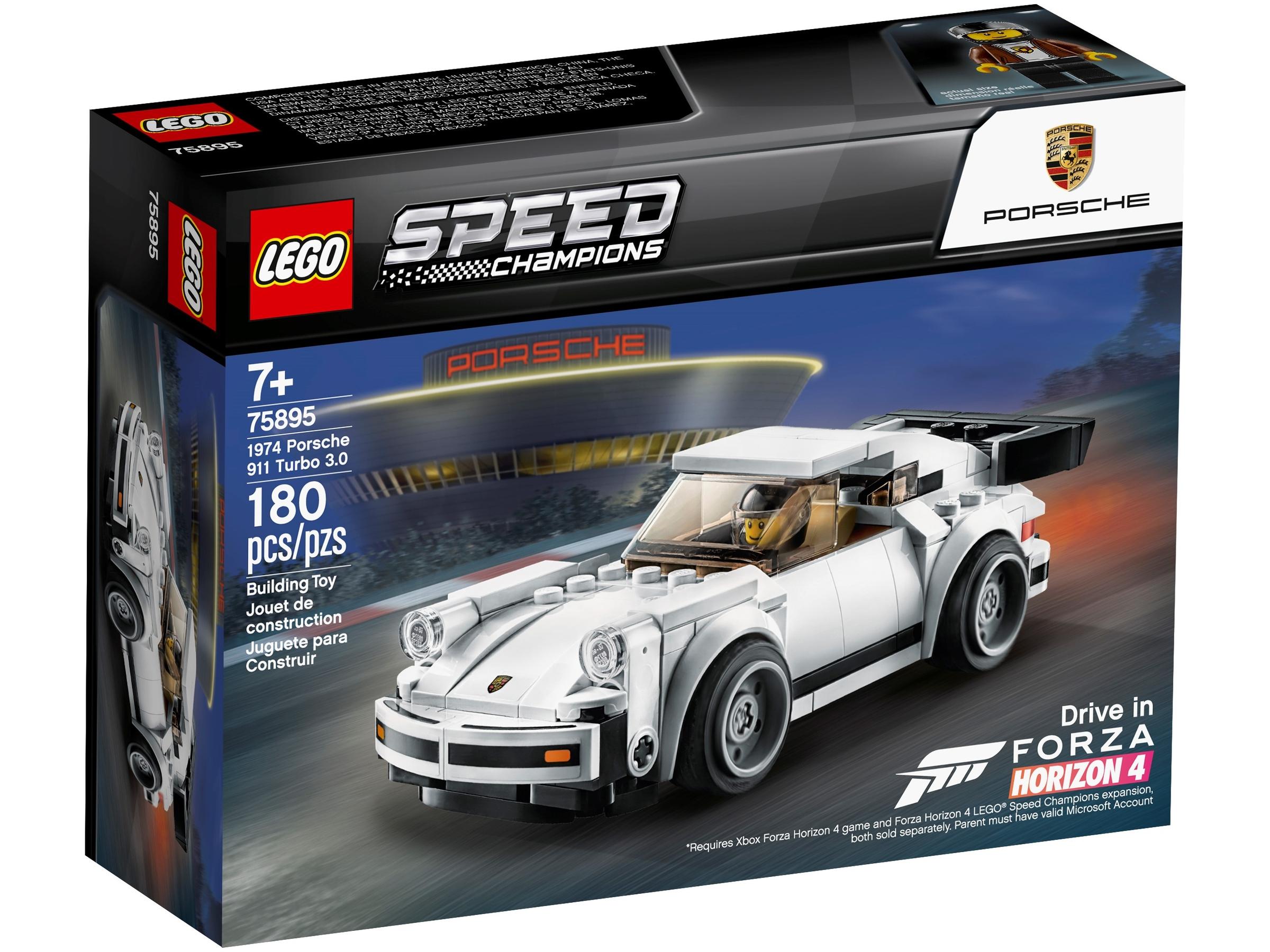 lego 75895 1974 porsche 911 turbo 3 0