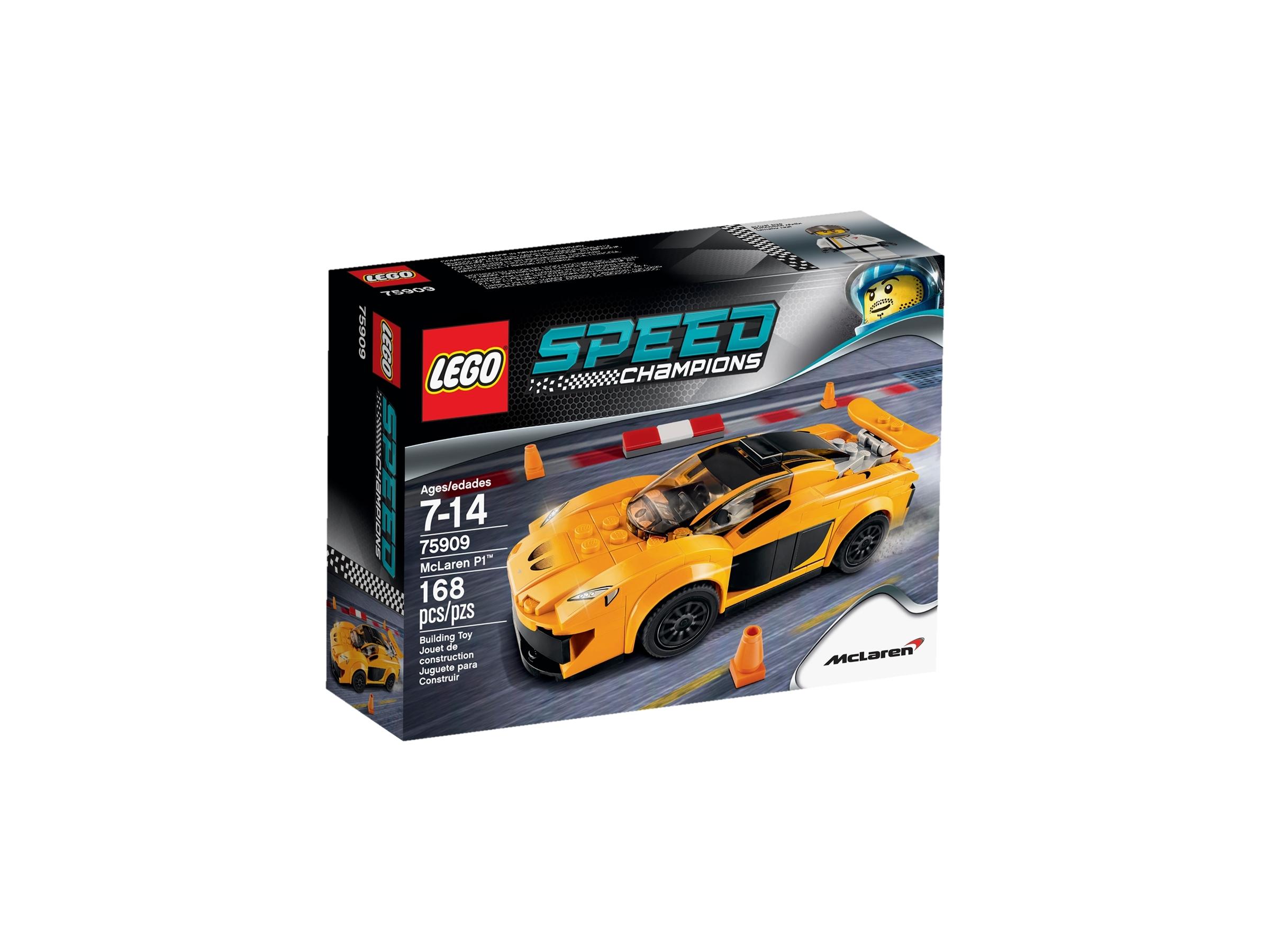 lego 75909 mclaren p1