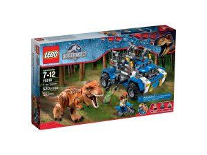 lego 75918 tyrannosaurus rexin jaljittaja