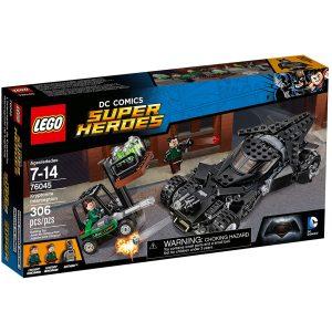 lego 76045 kryptoniittisieppaus