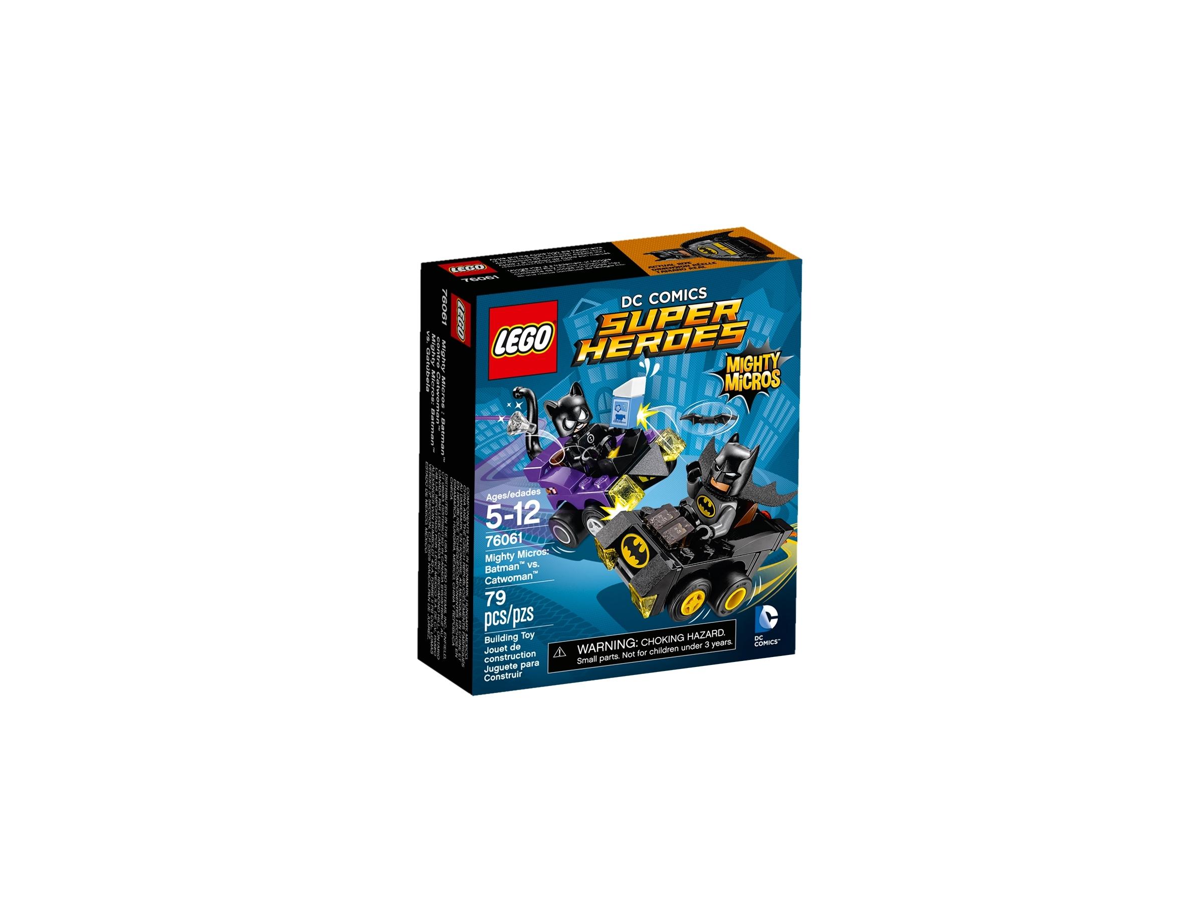 lego 76061 mighty micros batman vastaan kissanainen