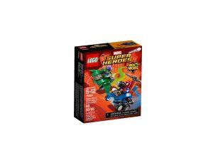 lego 76064 mighty micros spider man vastaan vihrea menninkainen