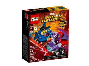 lego 76073 mighty micros wolverine vs magneto