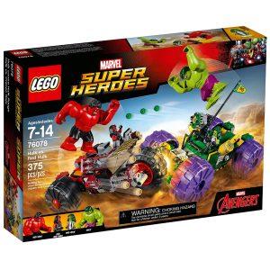 lego 76078 hulk vs punainen hulk