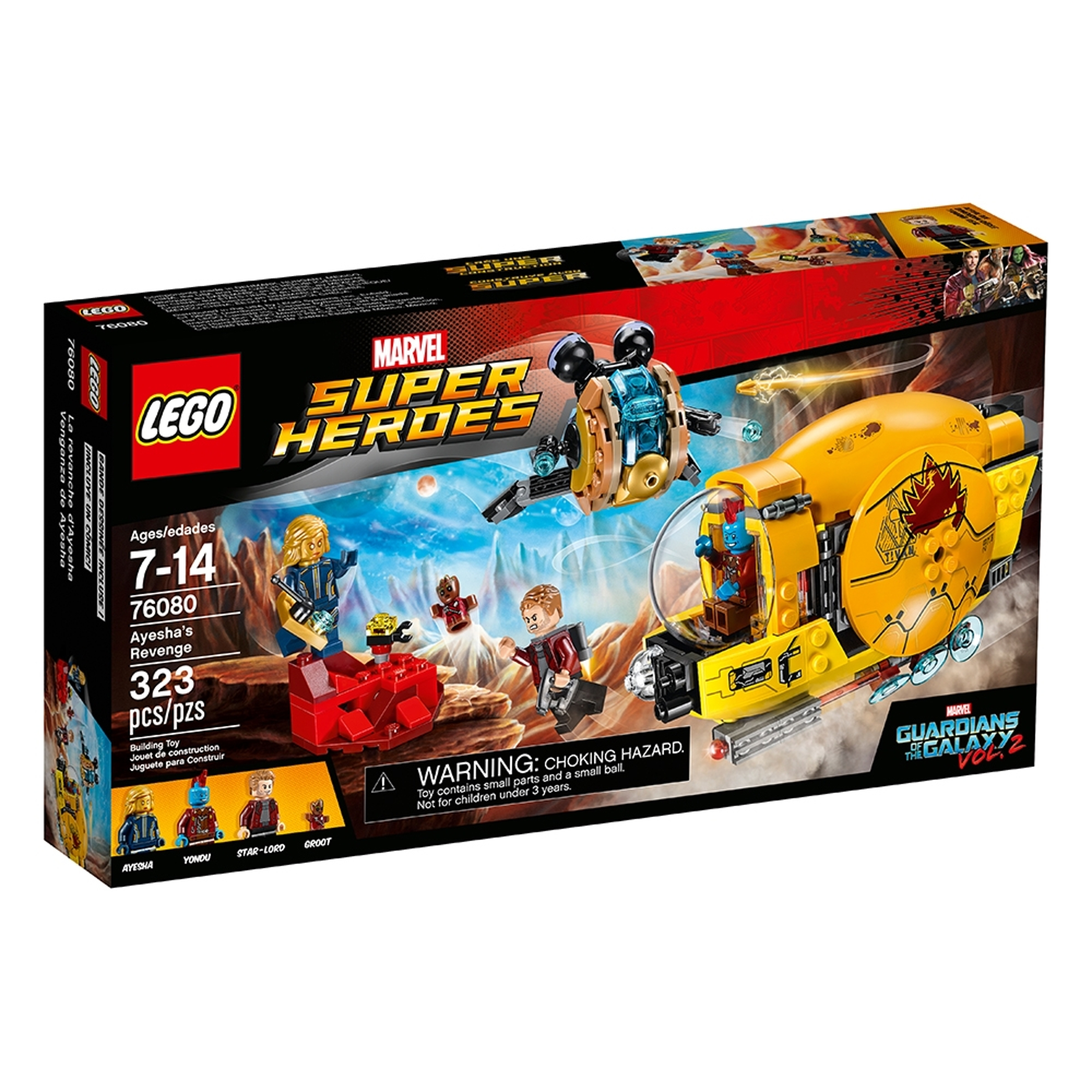 lego 76080 ayeshan kosto