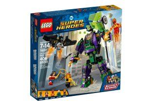 lego 76097 lex luthor ja robotin kiinniotto