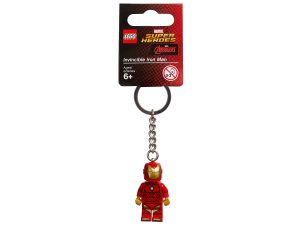 lego 853706 invincible iron man avaimenpera