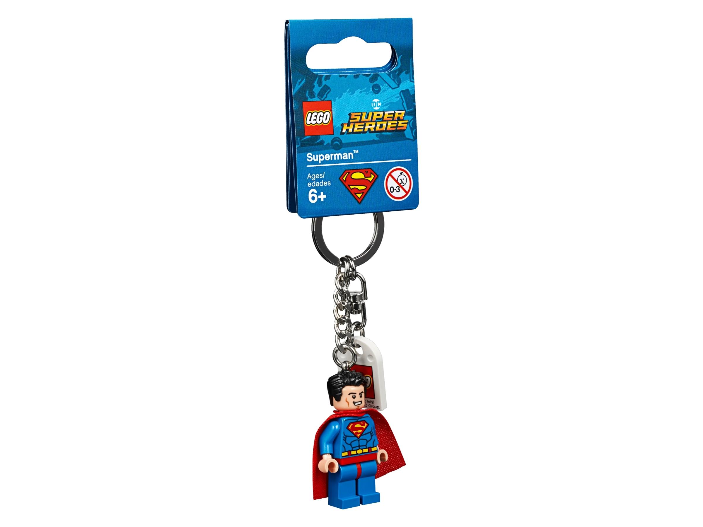 lego 853952 superman avaimenpera