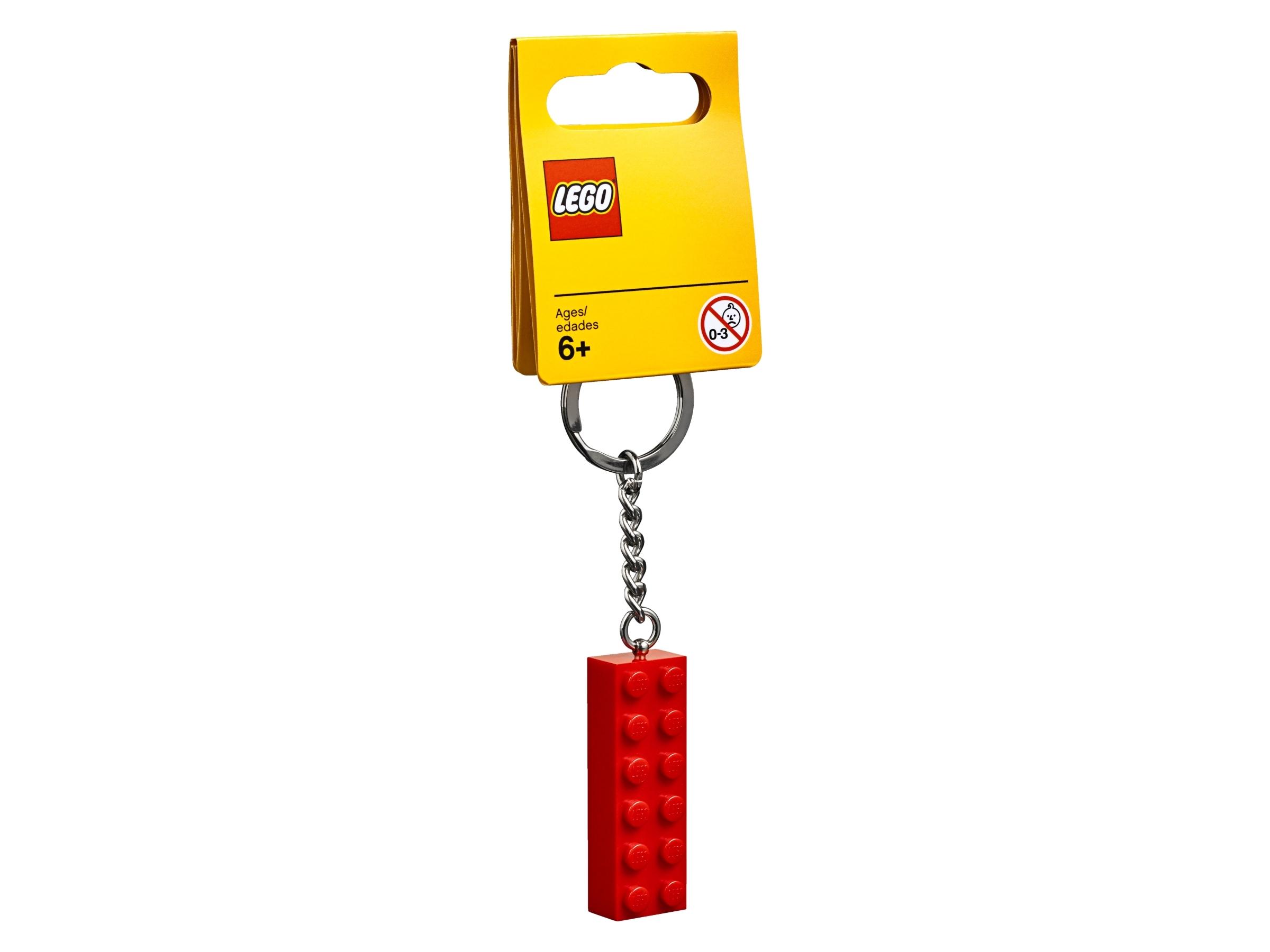 lego 853960 2x6 palikka avaimenpera
