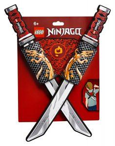 lego 854034 ninjago ristikkaiset katanat