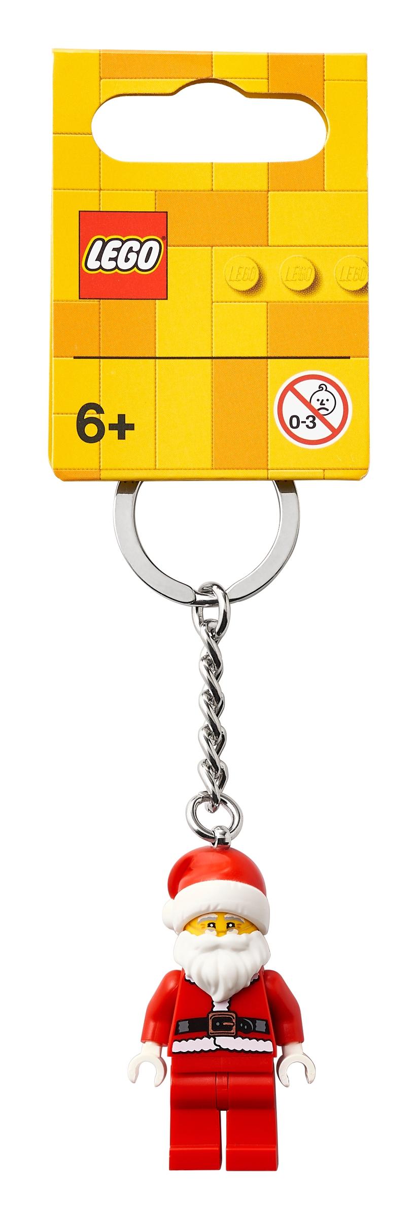 lego 854040 iloinen joulupukki avaimenpera