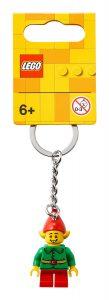 lego 854041 iloinen tonttu avaimenpera