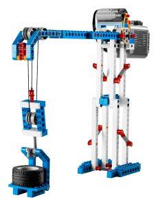 lego 9686 yksinkertaiset sahkokoneet setti