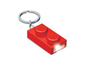 punainen lego 5004264 1x2 palikka avainvalo