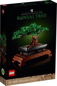 LEGO 10281 Bonsaipuu