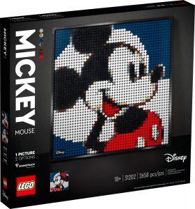 lego 31202 disneys mickey mouse