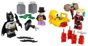 lego 40453 batman vastaan pingviini ja harley quinn