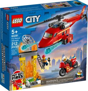 lego 60281 palokunnan pelastushelikopteri
