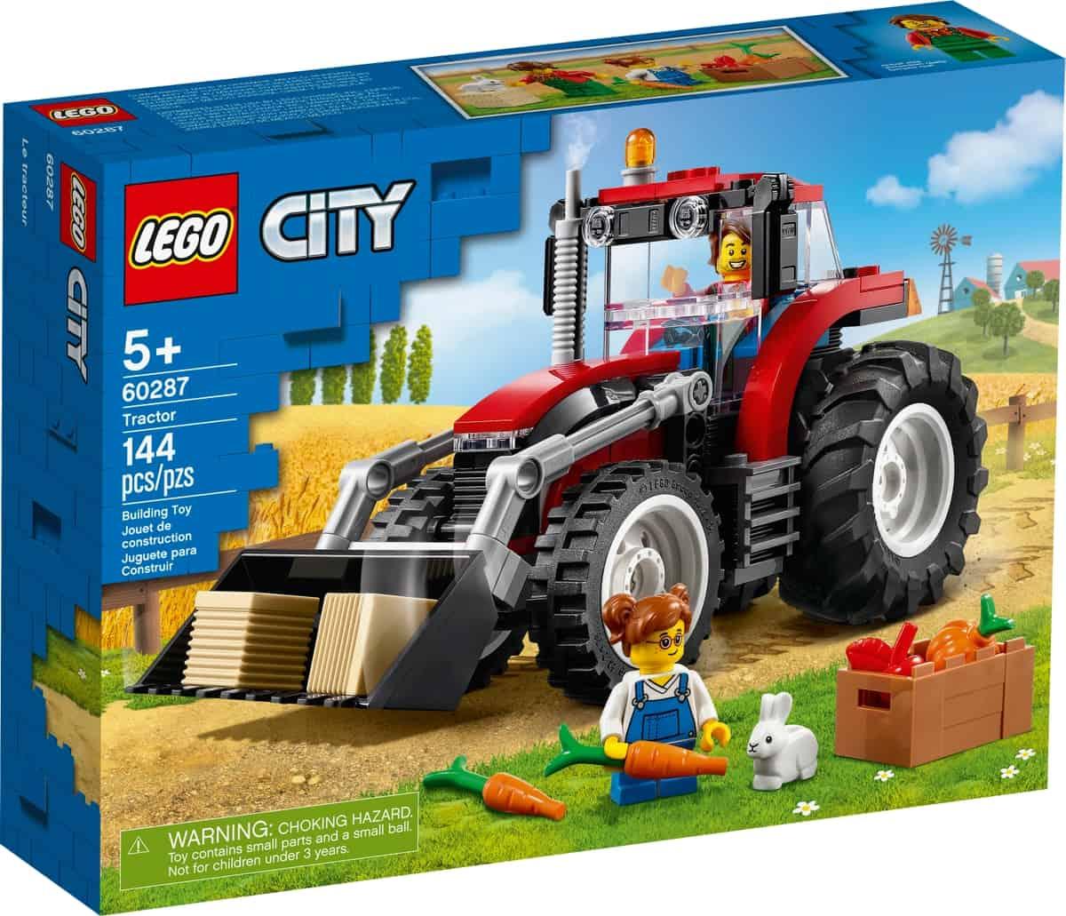 lego 60287 traktori