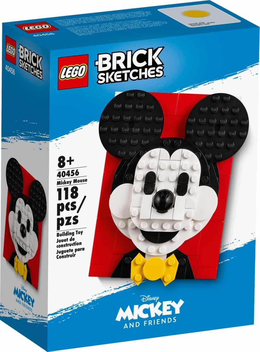 lego 40456 mikki hiiri