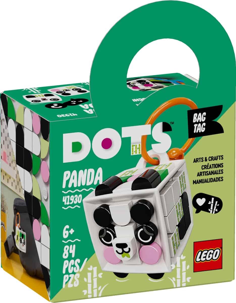 lego 41930 laukkukoriste panda