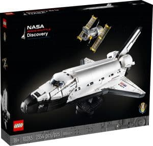 lego 10283 nasan discovery avaruussukkula