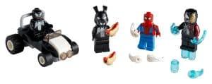 lego 40454 spider man vastaan venom ja iron venom