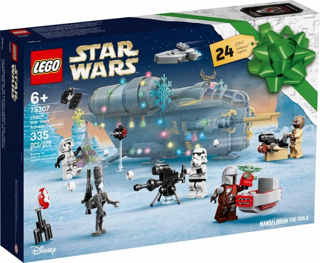 LEGO 75307 Star Wars Joulukalenteri - 20210721