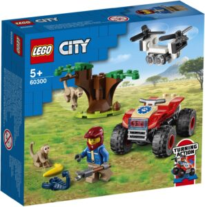 LEGO 60300 Wildlife Rescue ATV - 20210502