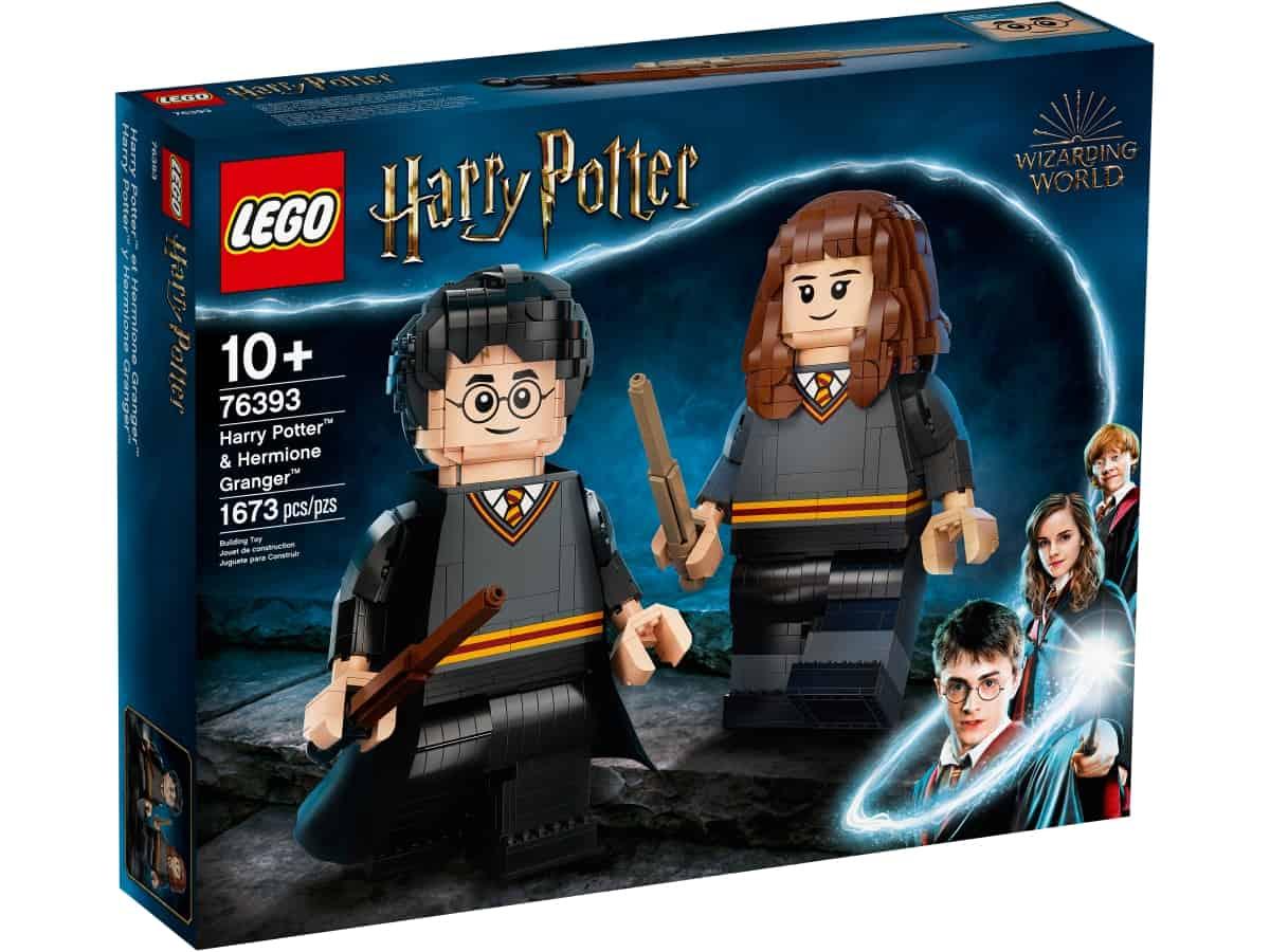lego 76393 harry potter ja hermione granger