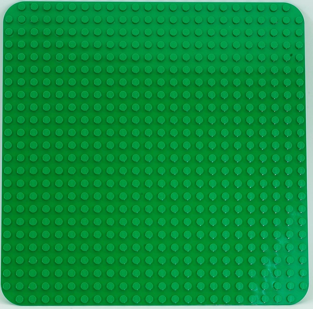 duplo 2304 suuri vihrea rakennuslevy