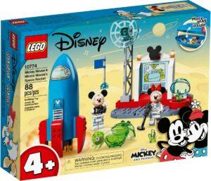 lego 10774 mikki hiiren ja minni hiiren avaruusraketti