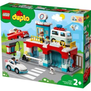 LEGO 10948 Parking Garage and Car Wash - 20210502