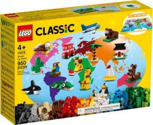 lego 11015 maailman ympari