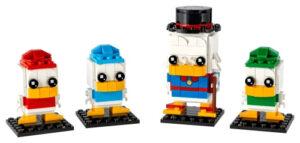 LEGO 40477 Dagobert Duck, Tupu, Hupu ja Lupu - 20210503