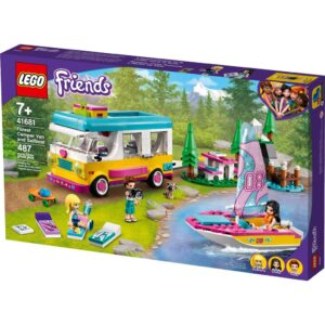 LEGO 41681 Forest Camper Van and Sailboat - 20210502