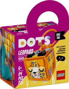 lego 41929 laukkukoriste leopardi